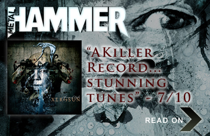 Metal Hammer review Xerosun's Absence Of Light