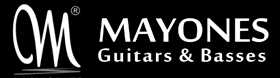 Mayones guitars and basses - click here to visit www.mayones.com