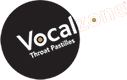 Vocal Zone pastilles